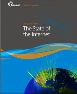Etat des lieux du Web 2009 par Akamai